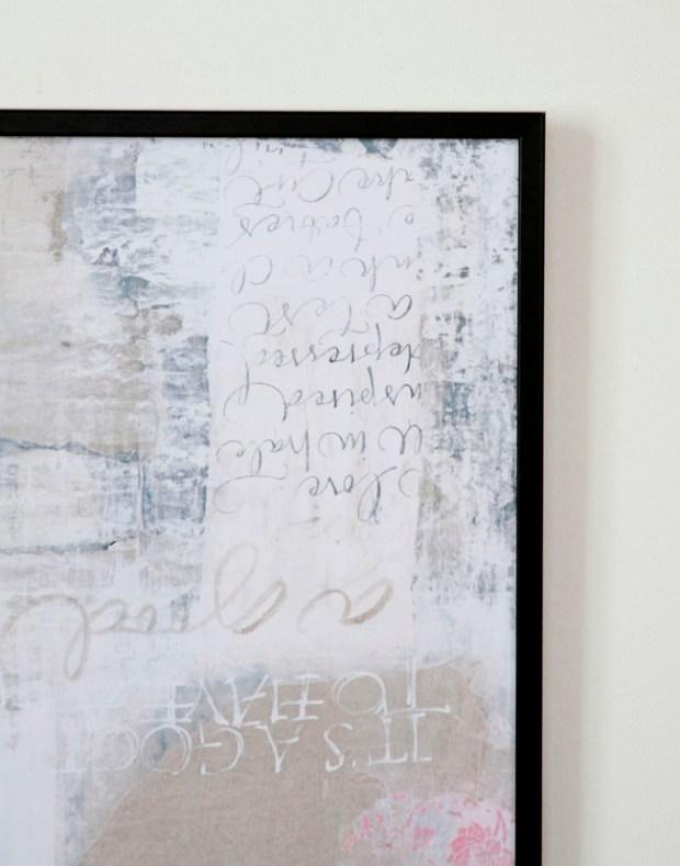 """""""Be Kind"""" print from Ylva Skarp"""