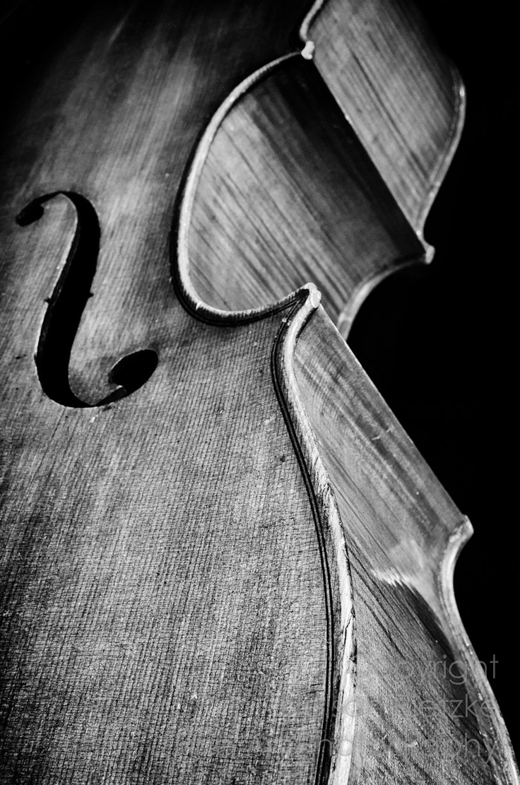 music and photography - Cello