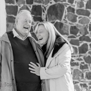 Such a happy couple - Tim and Lou - Photography by Tasha Chawner
