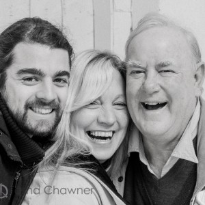 Keel, Lou and Tim - Photography by Tasha Chawner