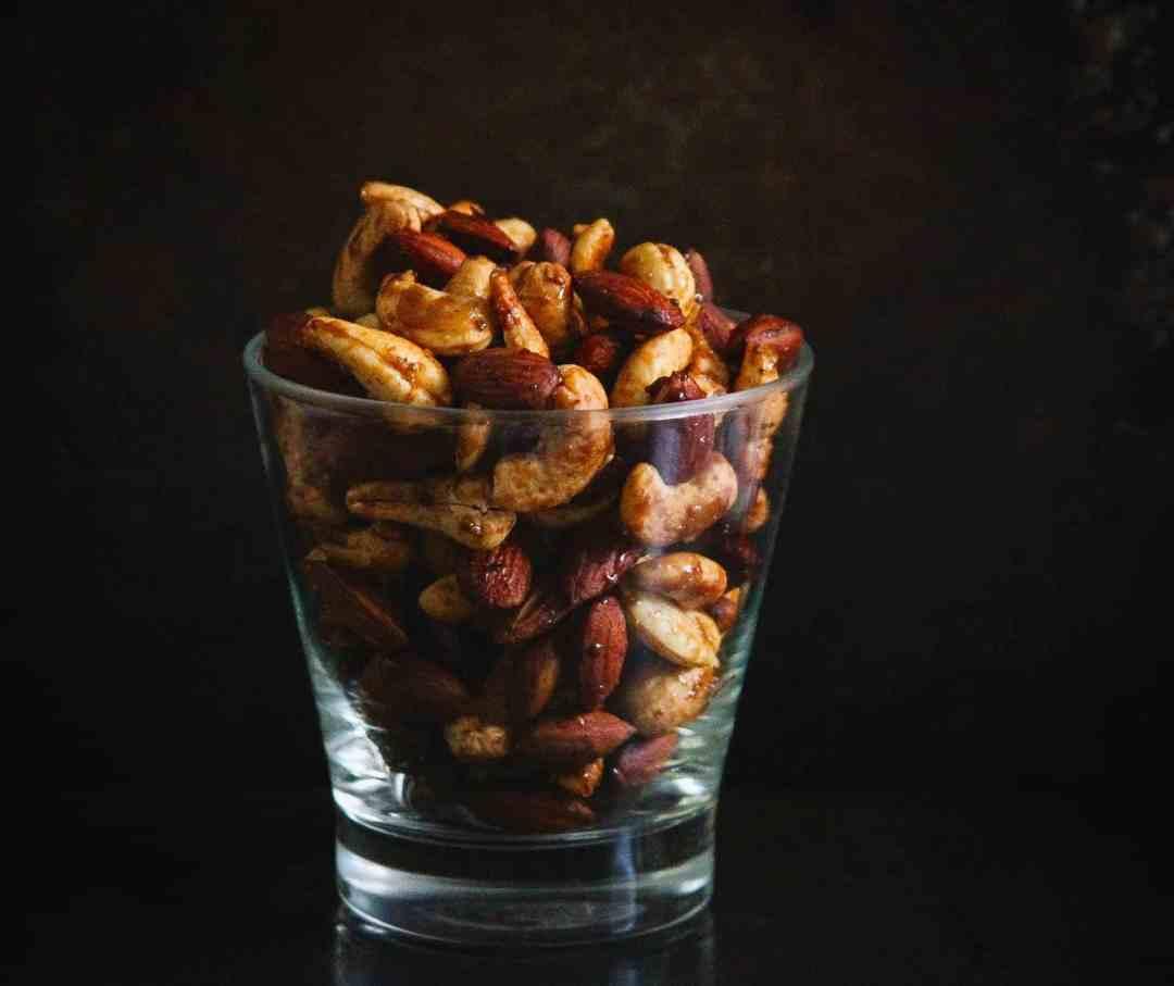 Honey Spiced Nuts