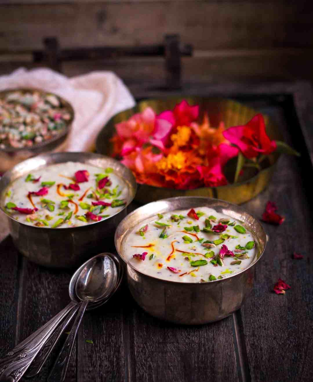 Makhane Ki Kheer | Vrat ka khana | Indian fasting food