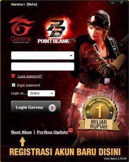 Download Point Blank Garena dan Cara Instal PB