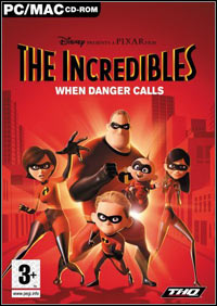 The Incredibles Free Download Full Version PC Game Setup