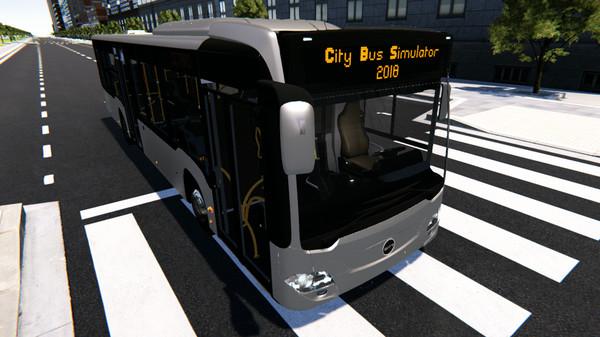 City Bus Simulator 2018 Free Download