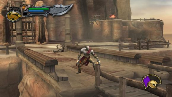 God Of War 1 PC Game Full Version Free Download