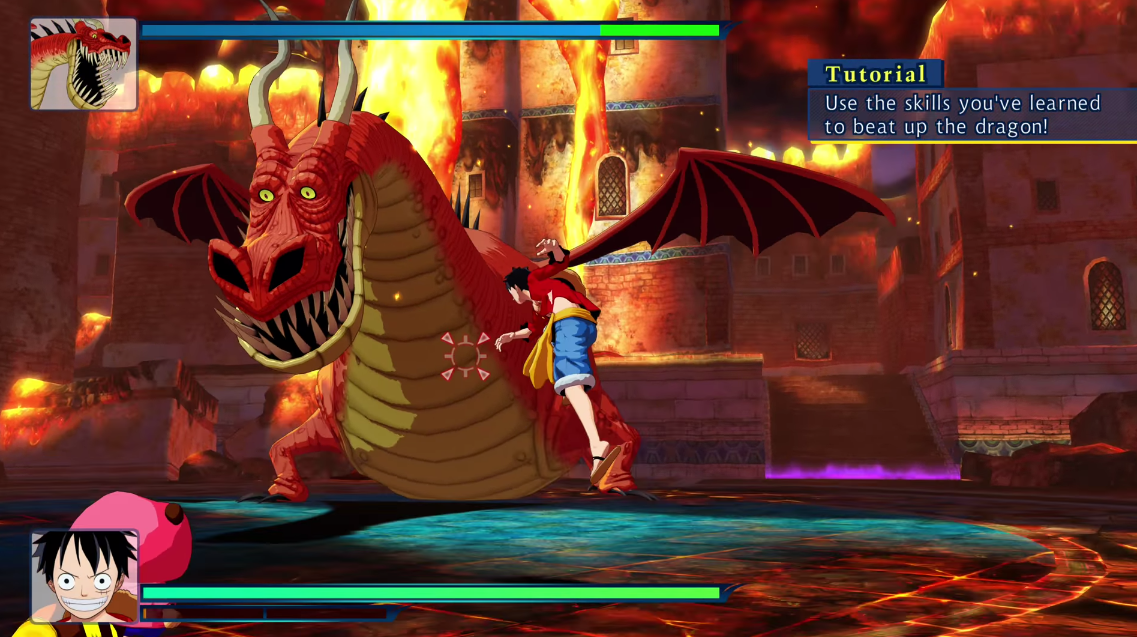 download game one piece unlimited world red untuk pc