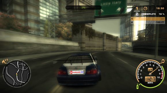 Need for Speed : Most Wanted Black Edition Download