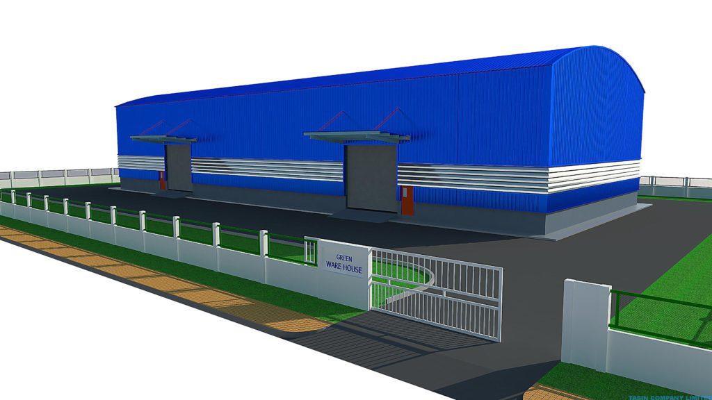 Green Warehouse