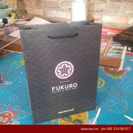 tas kertas resto Jepang