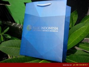 paper bag Bank Indonesia