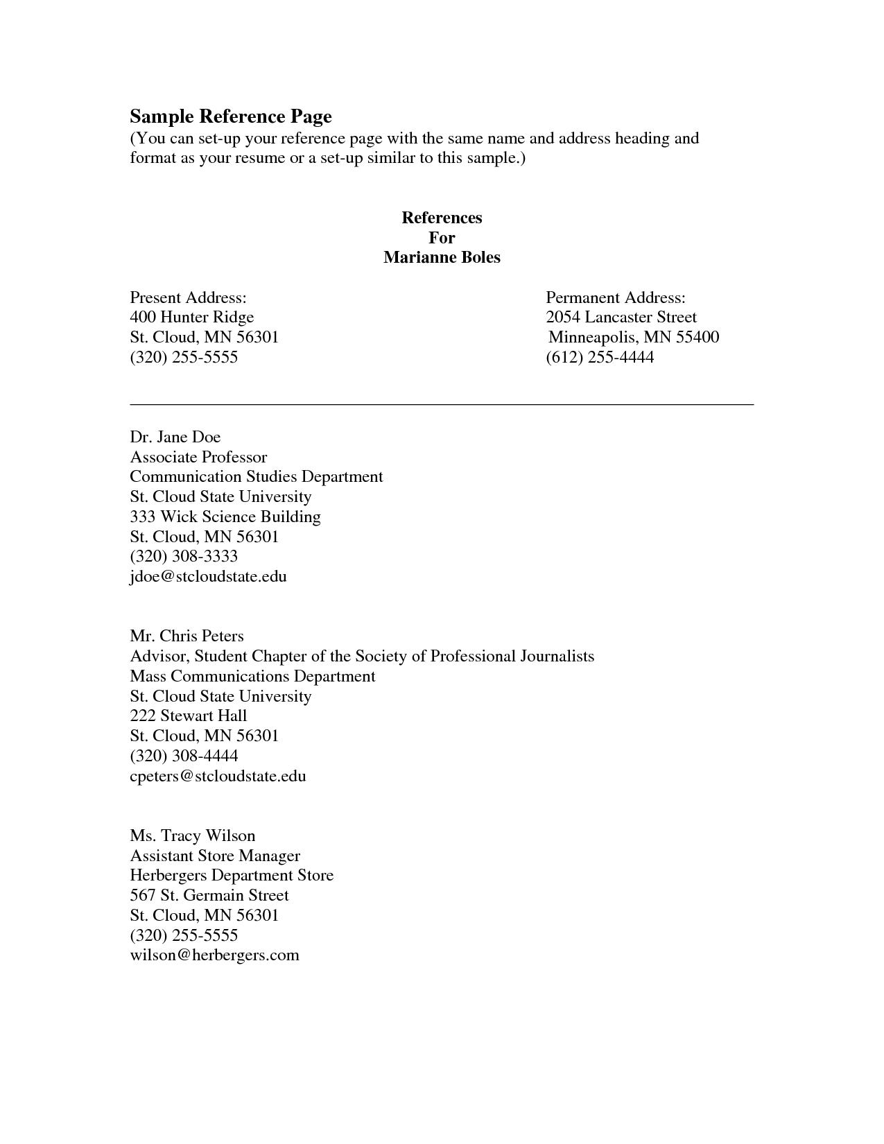 google resume cover sheet template