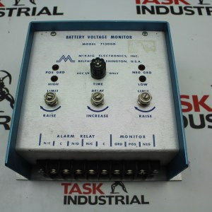 McKaig Battery Voltage Monitor Model 7130GD