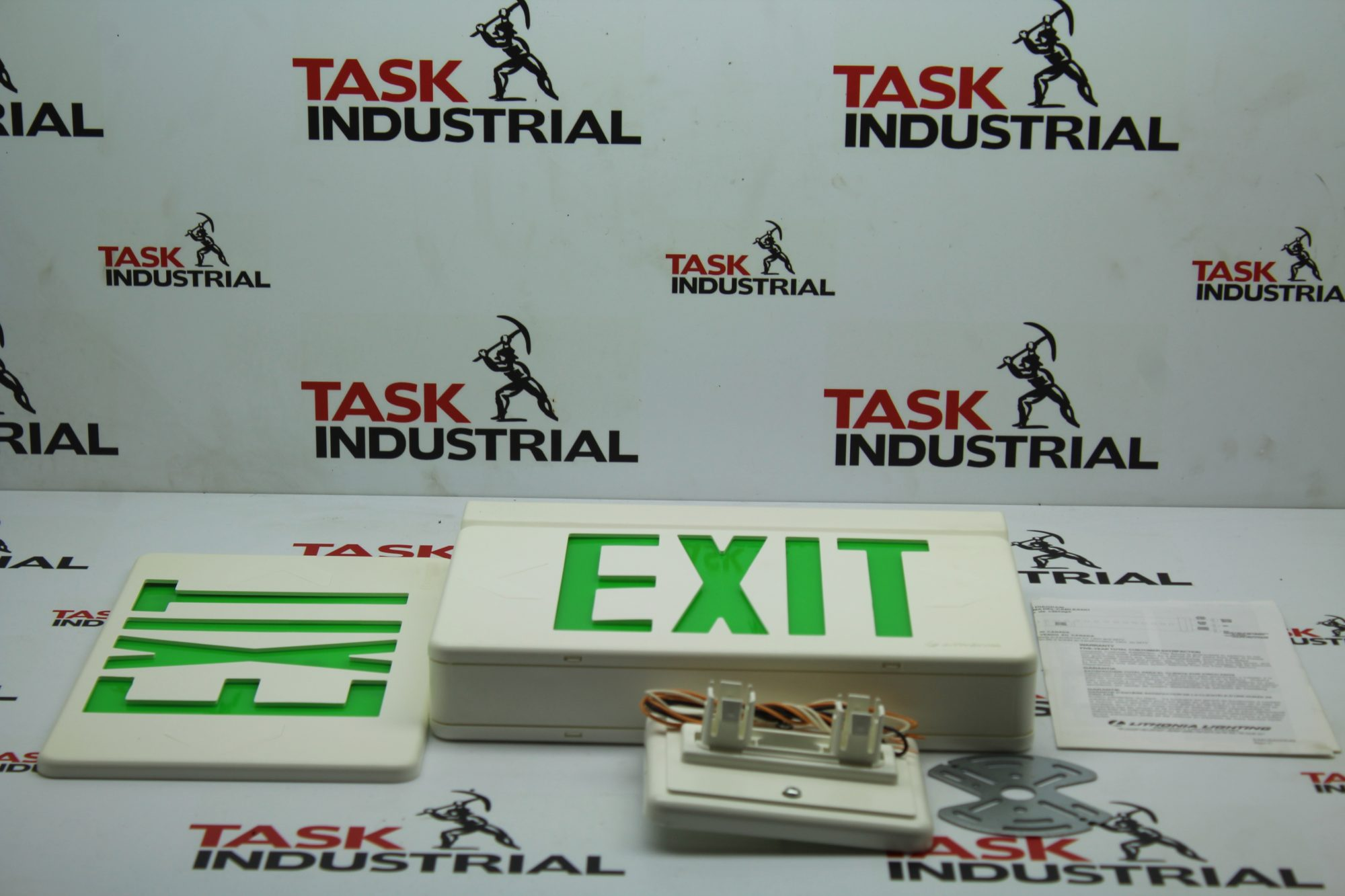 lithonia lighting lqm s w 3 g 120 277 el n sd polycarbonate emergency led exit sign