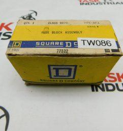 square d 77322 fuse block assembly class 9070 type ap 1 [ 2000 x 1500 Pixel ]