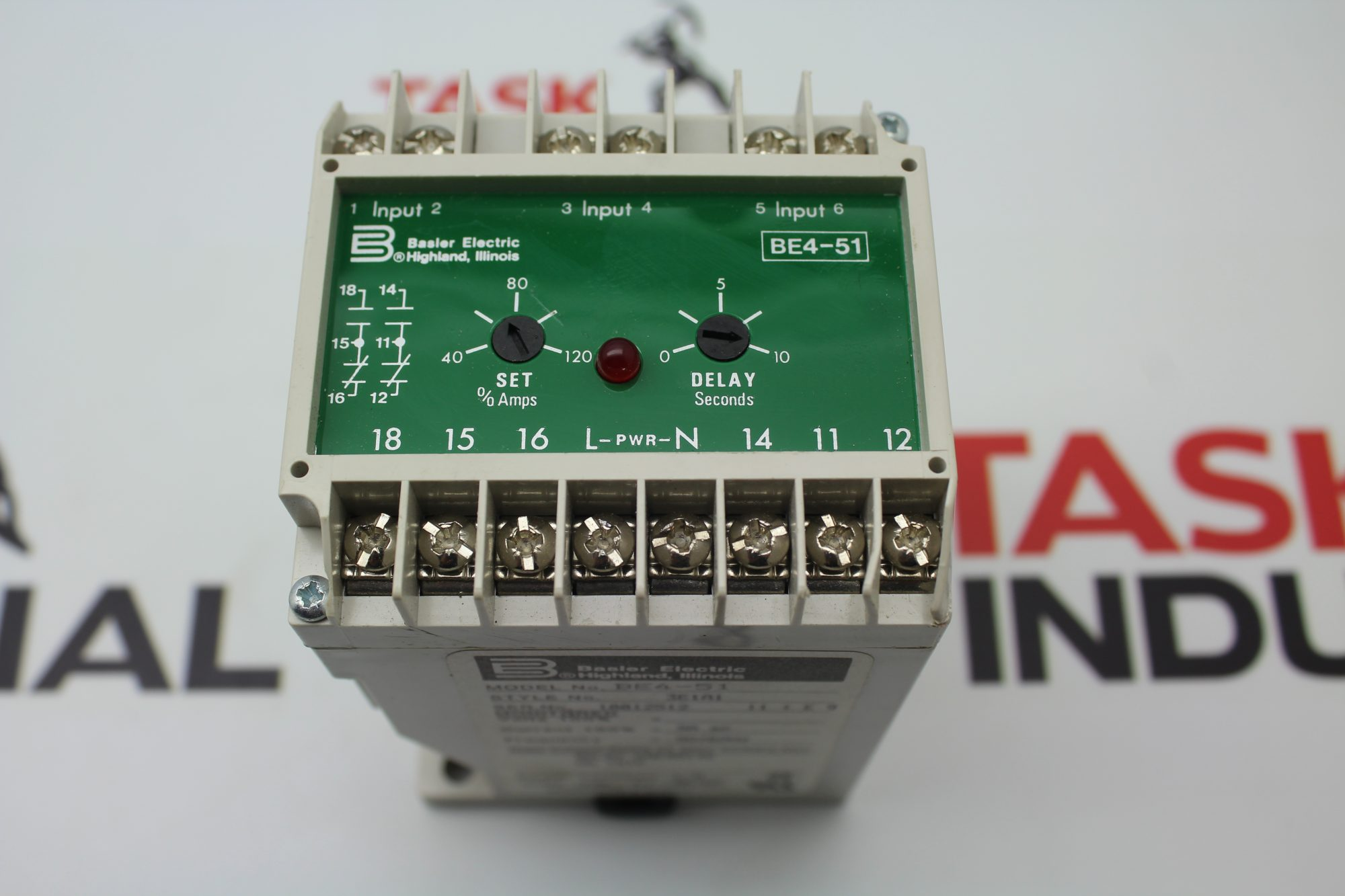 Basler Electric Relay Manual