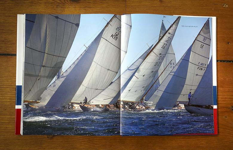 Blue Marlin purjehduskilpailussa 2015
