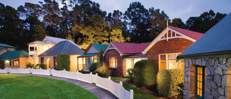 Tasmania Holiday Ideas - Strahan Village