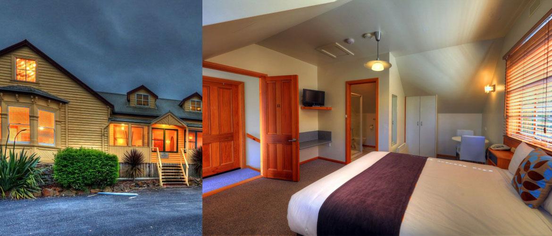 Stanley - Stanley Seaview Inn - Standard Room