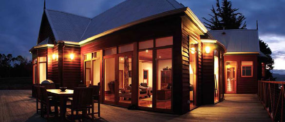 Luxury Holiday Homes Tasmania - The Peninsula Experience