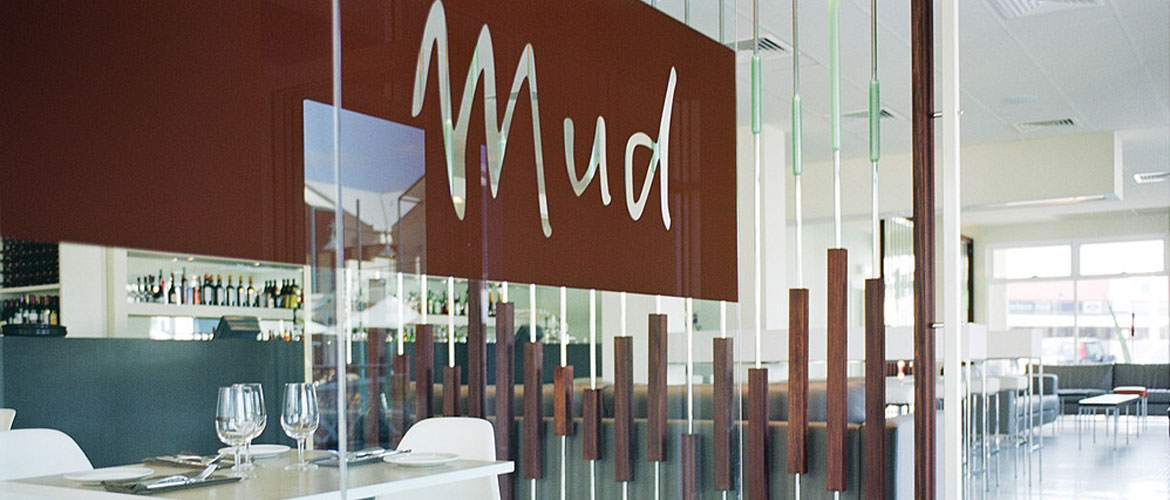 Dining at Mud Restaurant