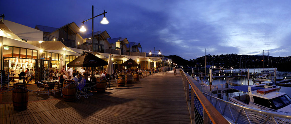 The Boardwalk at Peppers Seaport Hotel