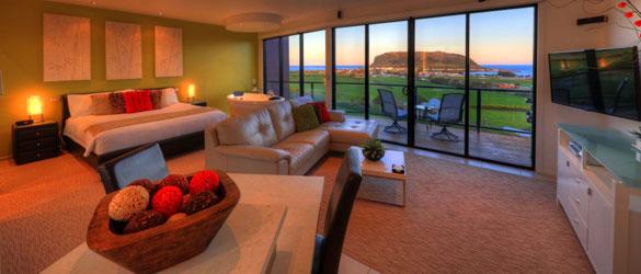 Luxury Apartments Tasmania - Horizon Deluxe Apartments