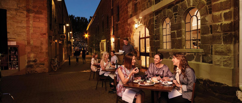 Salamanca Wharf Hotel Cafe