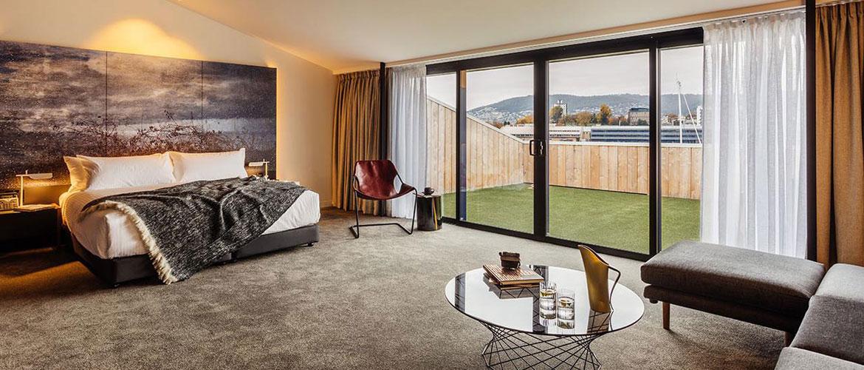 Premium Waterfront Suite