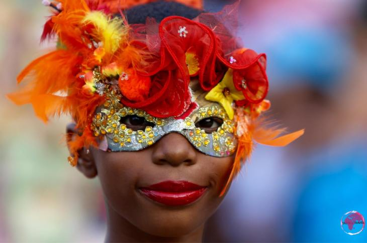 Feature: Cayenne Carnival