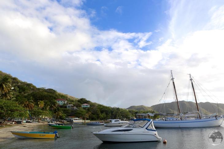 Saint Vincent & the Grenadines Travel Guide: Port Elizabeth, the gateway to Bequia island.
