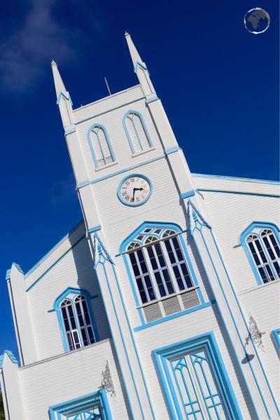 Christ Church in Georgetown, Guyana.
