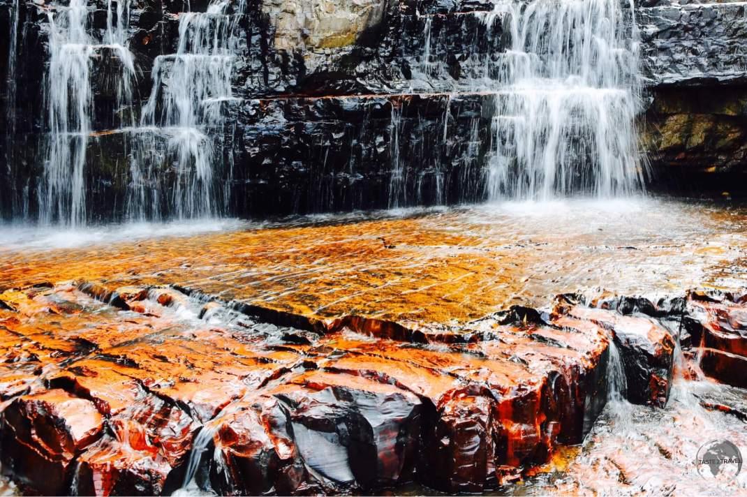 Jasper Creek Waterfalls