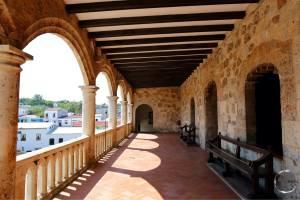 Alcazar de Colon, Santo Domingo