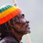 Jamaica Travel Guide: Rasta rafting guide on the Rio Grande.