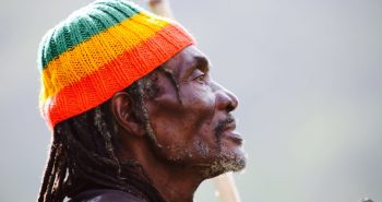 Jamaica Travel Guide: Rasta rafting guide on the Rio Grande.