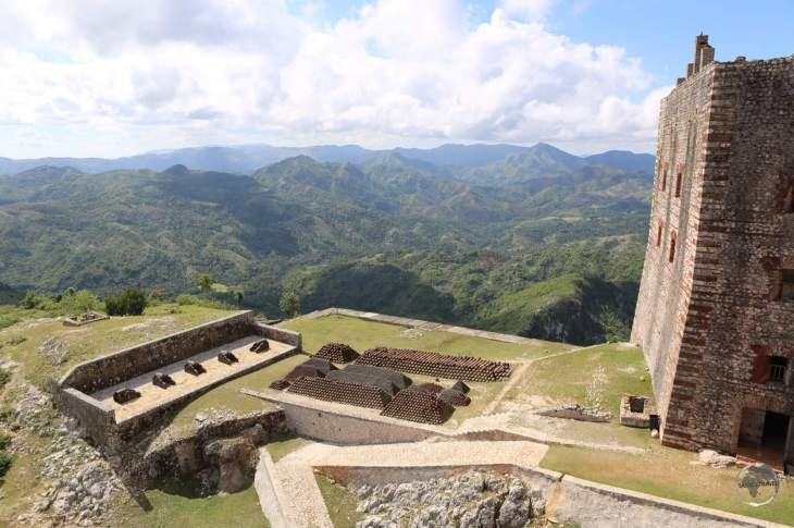 Haiti Travel Guide: Panoramic views from Citadelle Laferrière