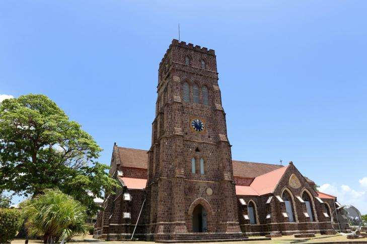 St. George's Anglican Church, Basseterre.