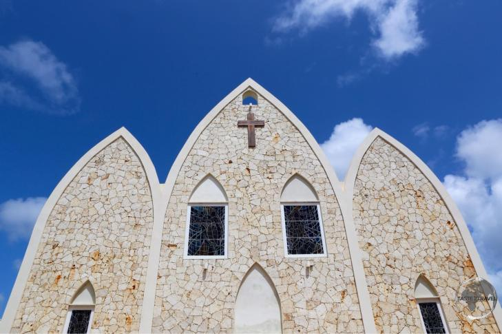 St Gerard's Roman Catholic Church.