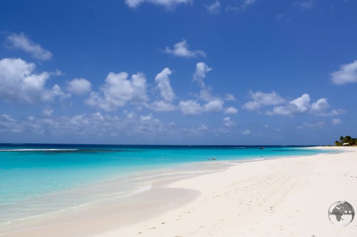 Anguilla Travel Guide: Shoal Bay East Beach