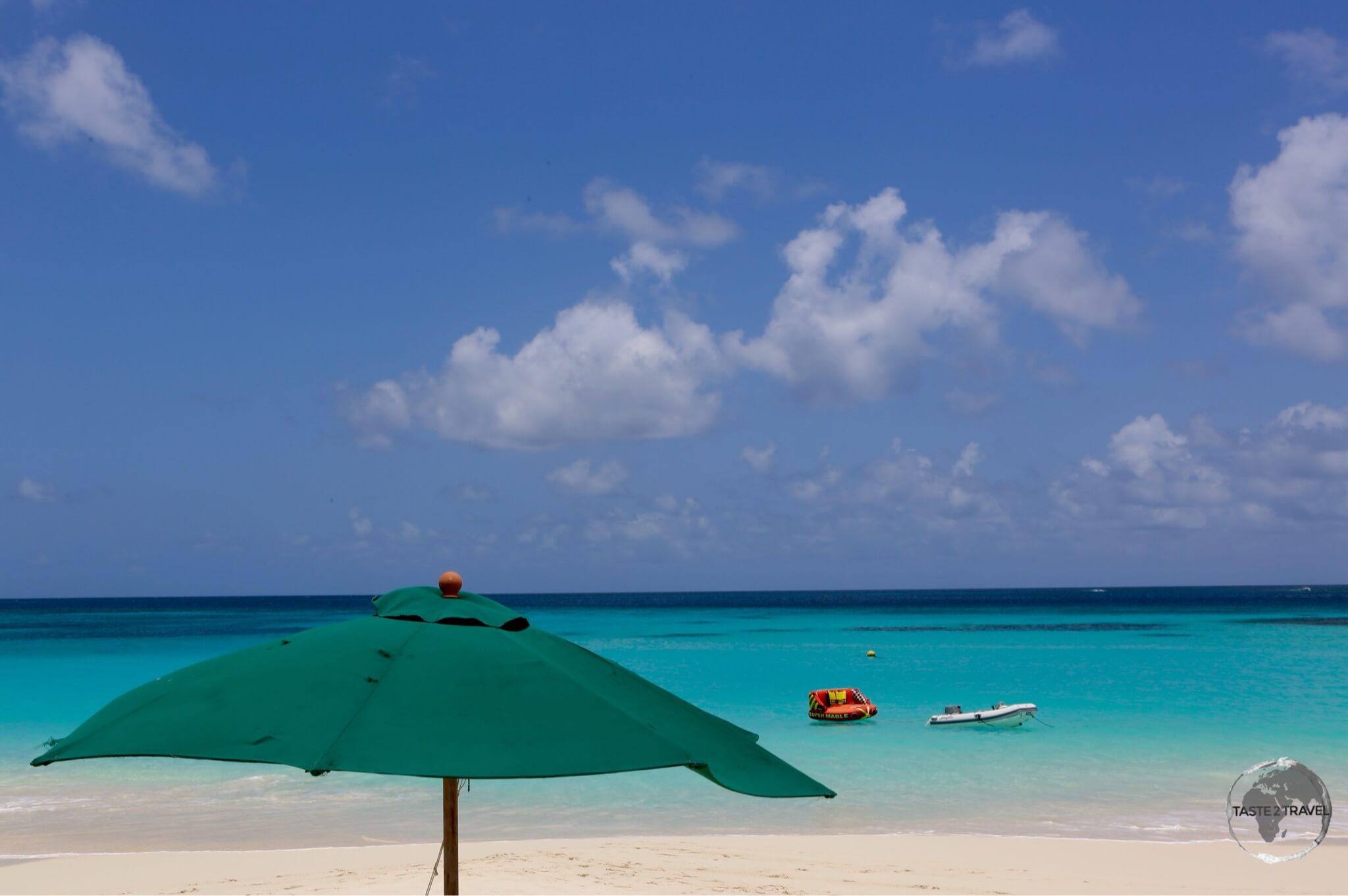 Shoal Bay East Beach, Anguilla.