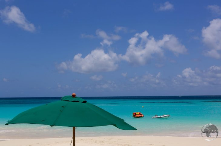 Shoal Bay East Beach is just one of many stunning beaches on Anguilla.