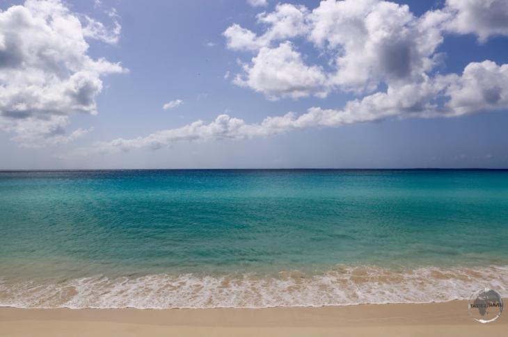 Mead's Bay Beach, Anguilla.