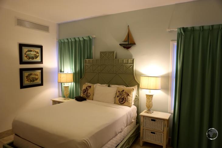 Deluxe, but affordable, condo-style accommodation in Las Terrenas.