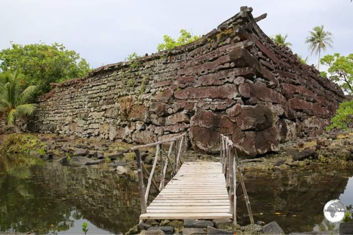 The incredible Nan Madol.