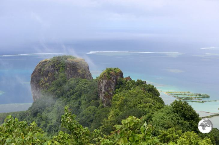 Sokehs Rock, Pohnpei.