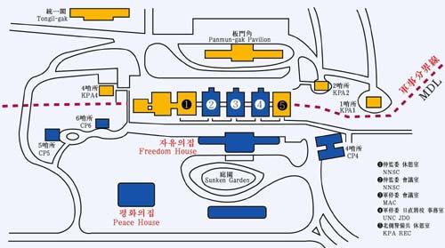 Diagram of the JSA
