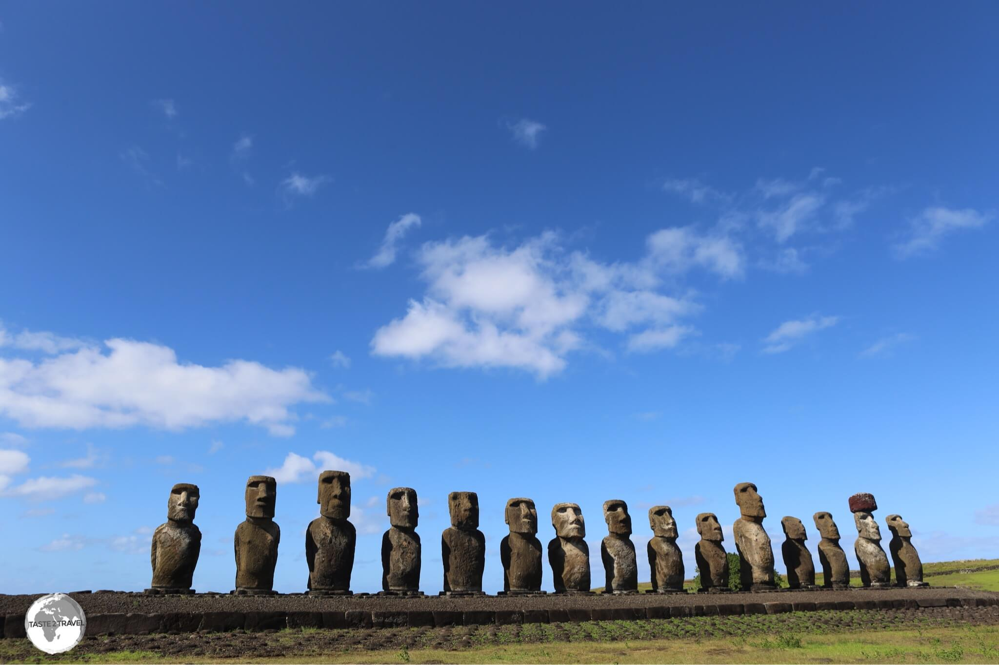 Easter Island is a part of which country?