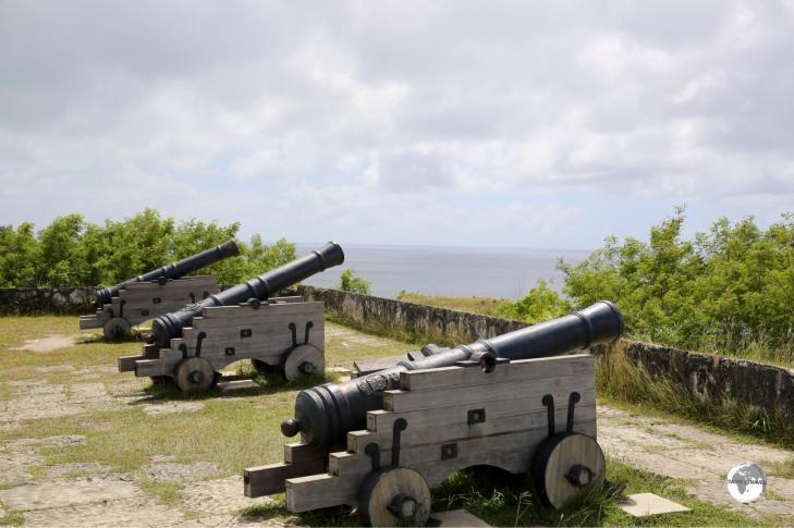 Fort Nuestra Senora de la Soledad.