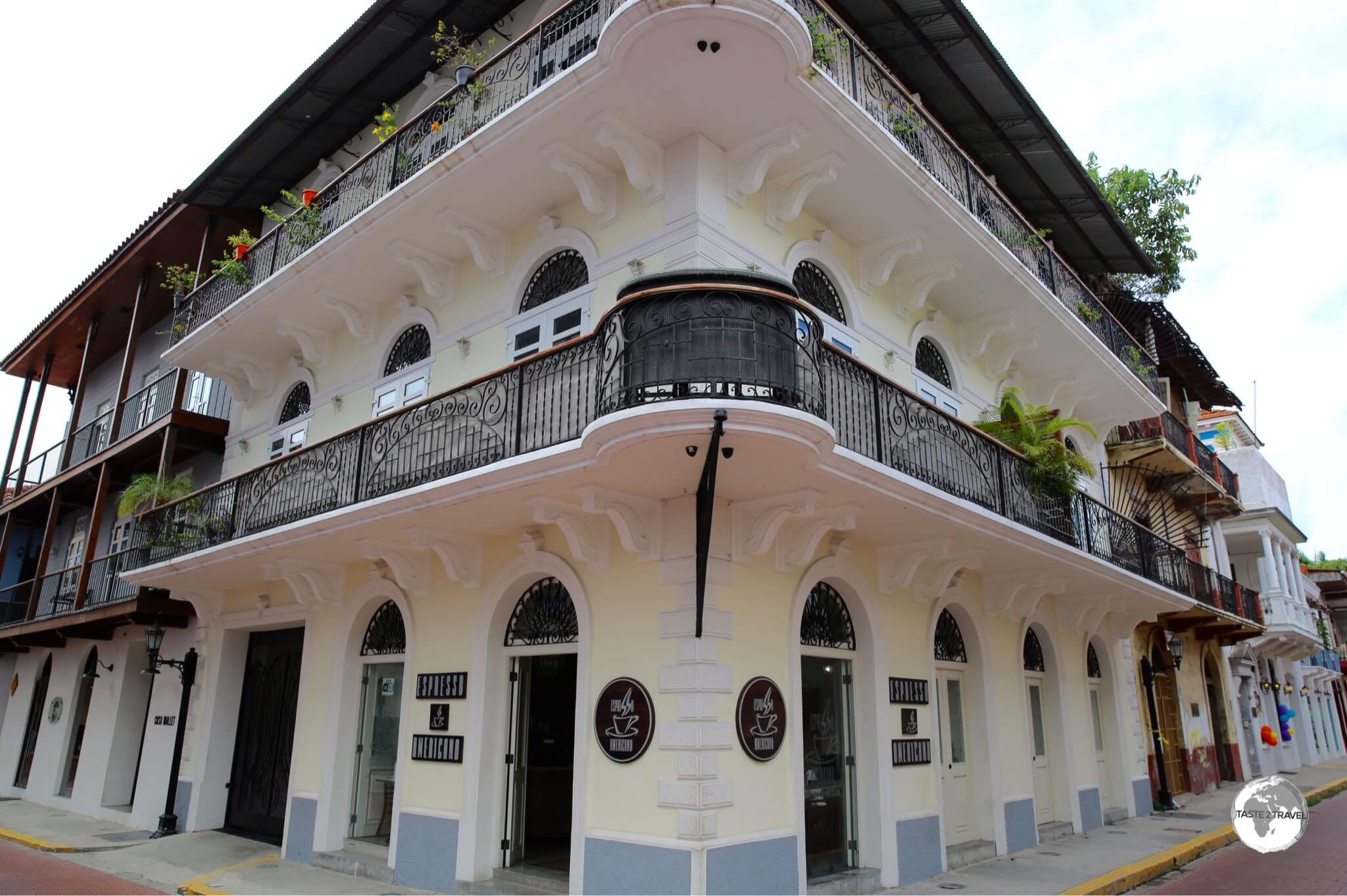 One of the oldest cities in the Americas, Panama City is full of Spanish-style architectural gems.